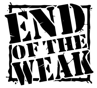 end of the weak logo